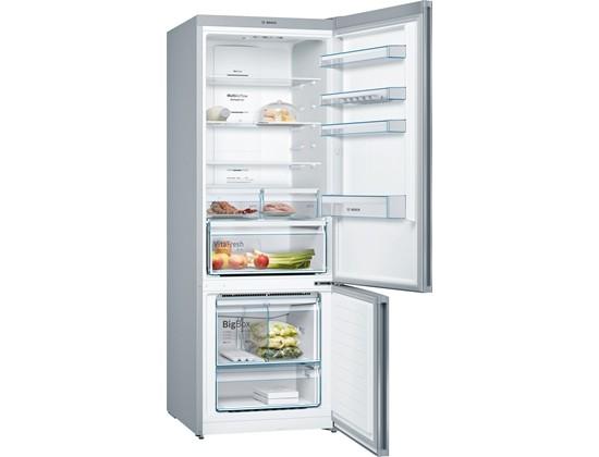 Réfrigérateur-congélateur combiné nofrost avec afficheur