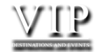 VIP Destinations and Events:  Agence de voyages de catégorie A accréditée IATA